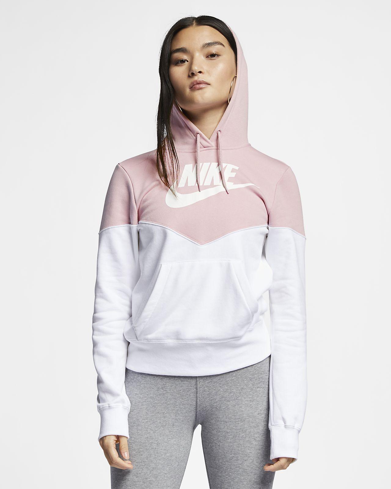 Nike Sportswear Heritage Women's Fleece Hoodie