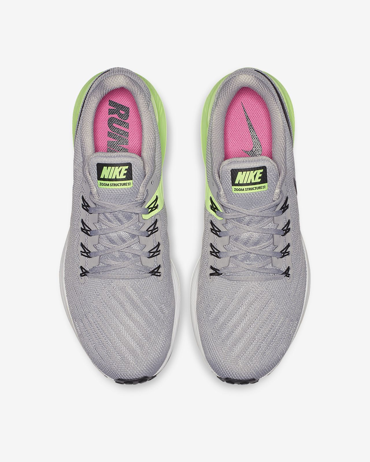 f4d02a99b6386 Nike Air Zoom Structure 22 Men s Running Shoe. Nike.com GB