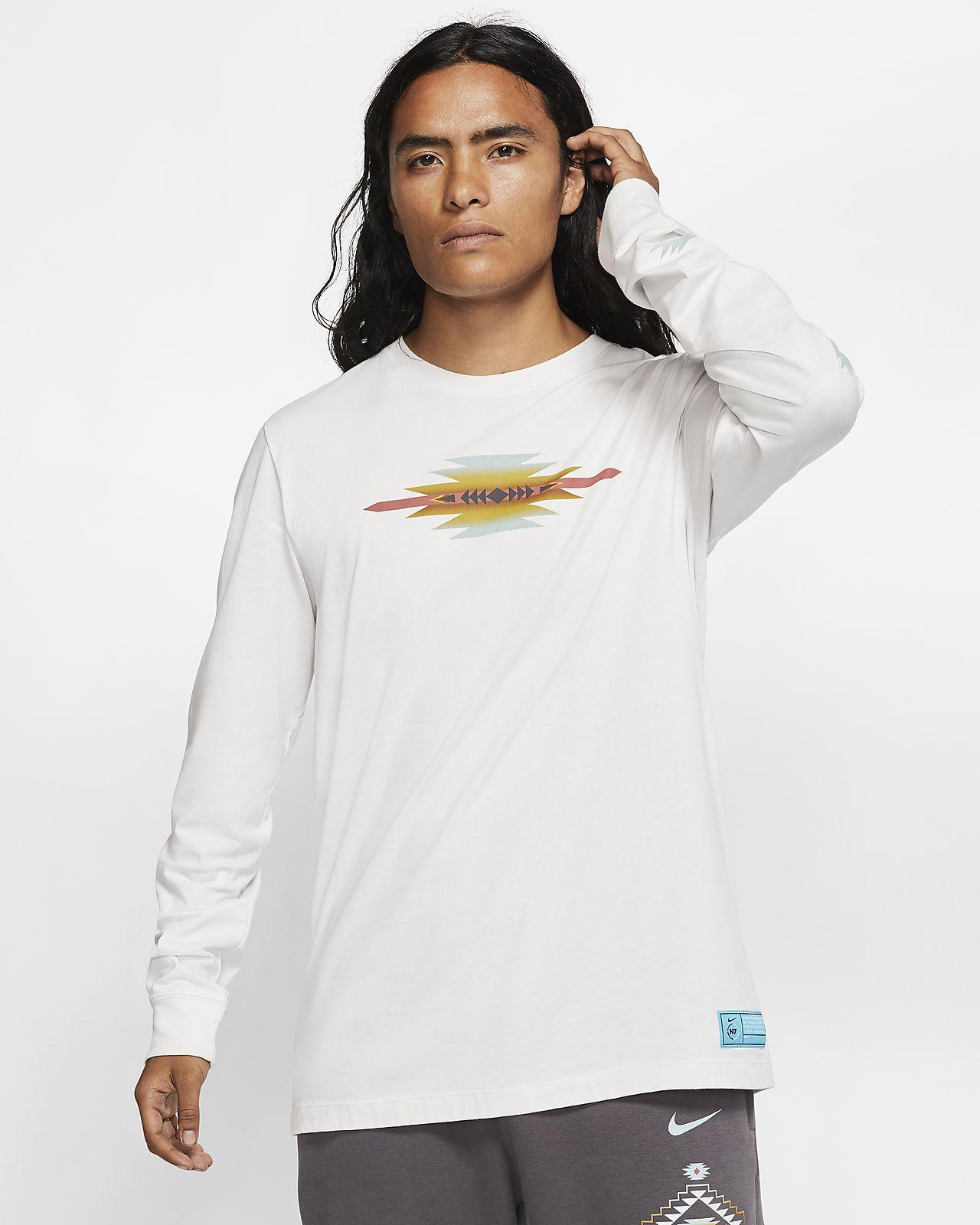 Nike Sportswear N7 Men's Long-Sleeve T-Shirt