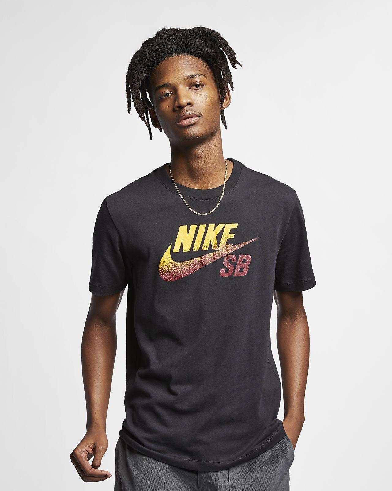 Nike SB Dri-FIT Men's Logo Skate T-Shirt