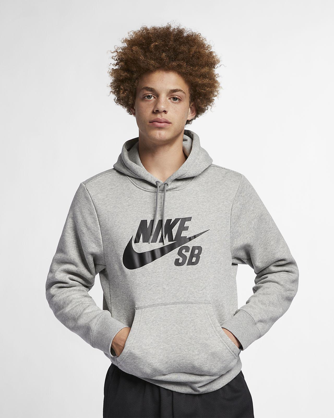 Nike SB Icon 男子套头滑板连帽衫