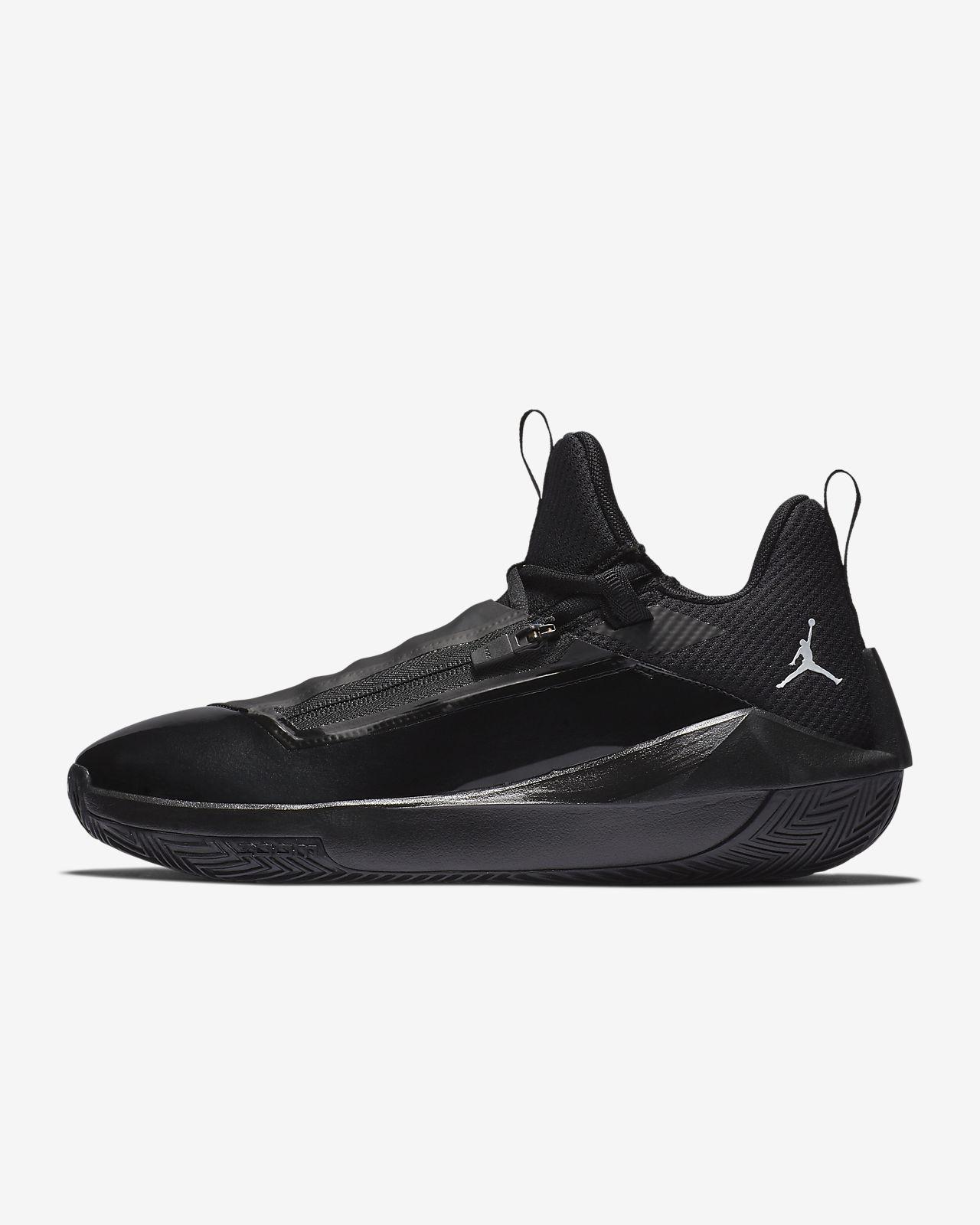 Мужские баскетбольные кроссовки Jordan Jumpman Hustle. Nike.com RU 230290a2f37