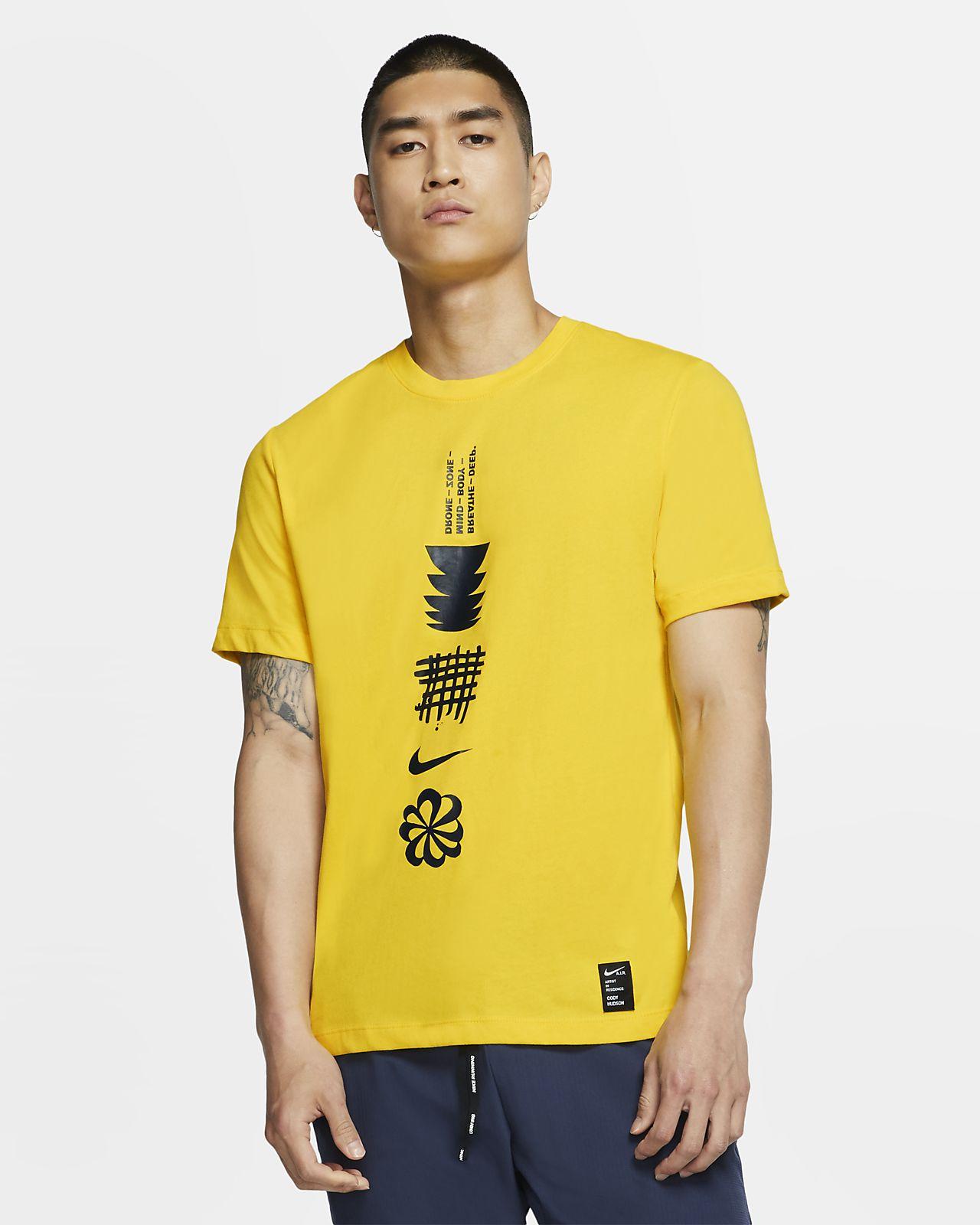 Nike Dri FIT A.I.R. Cody Hudson Men's Running T Shirt