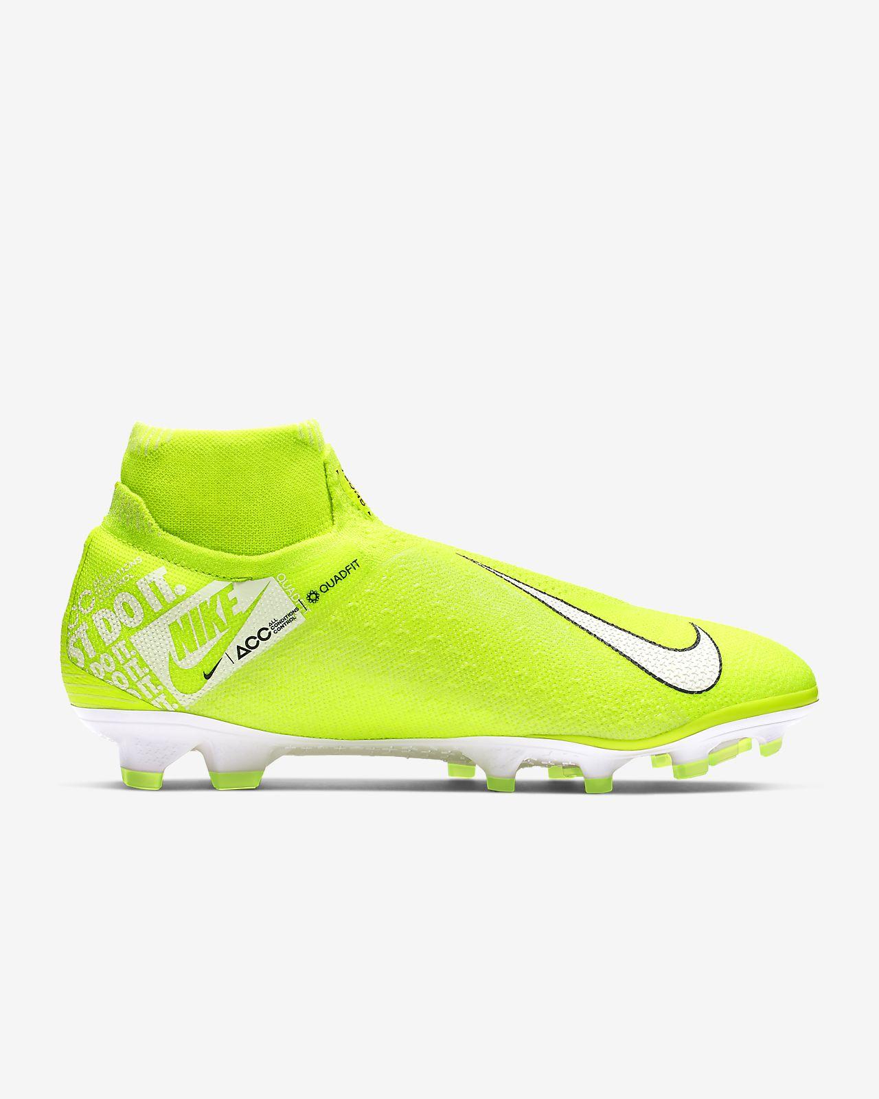 9868efd45f4 Nike Phantom Vision Elite Dynamic Fit FG Firm-Ground Soccer Cleat