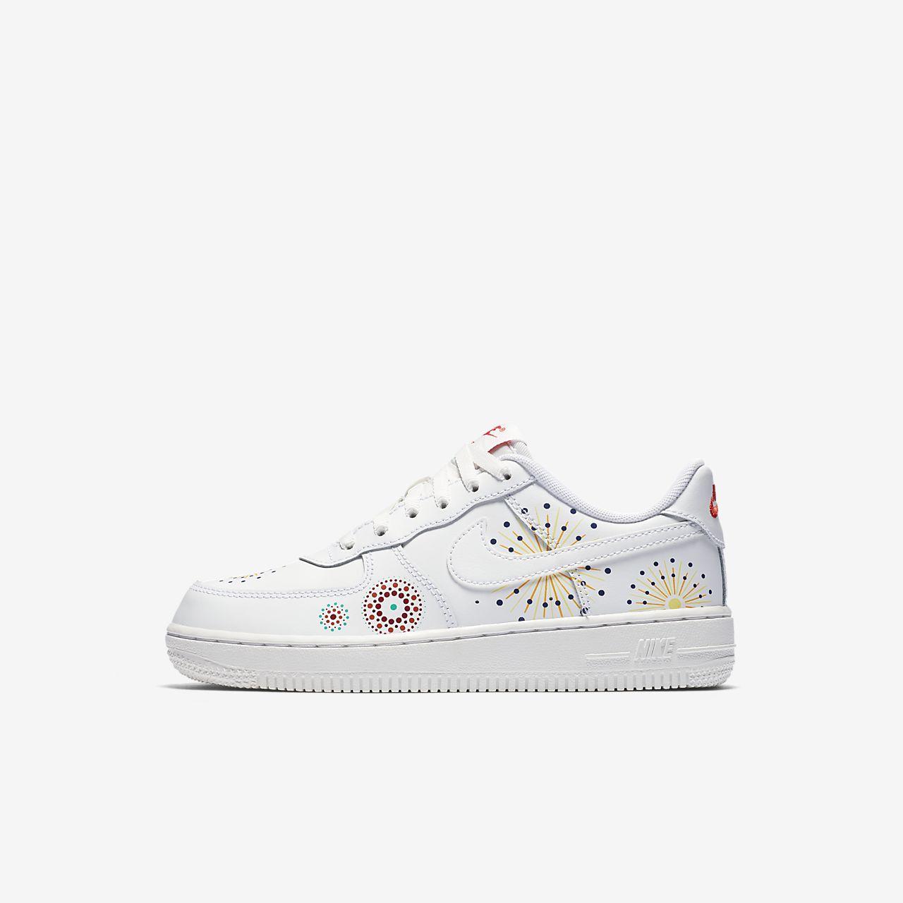 ... Nike Air Force 1 Pinnacle QS Younger Kids' Shoe