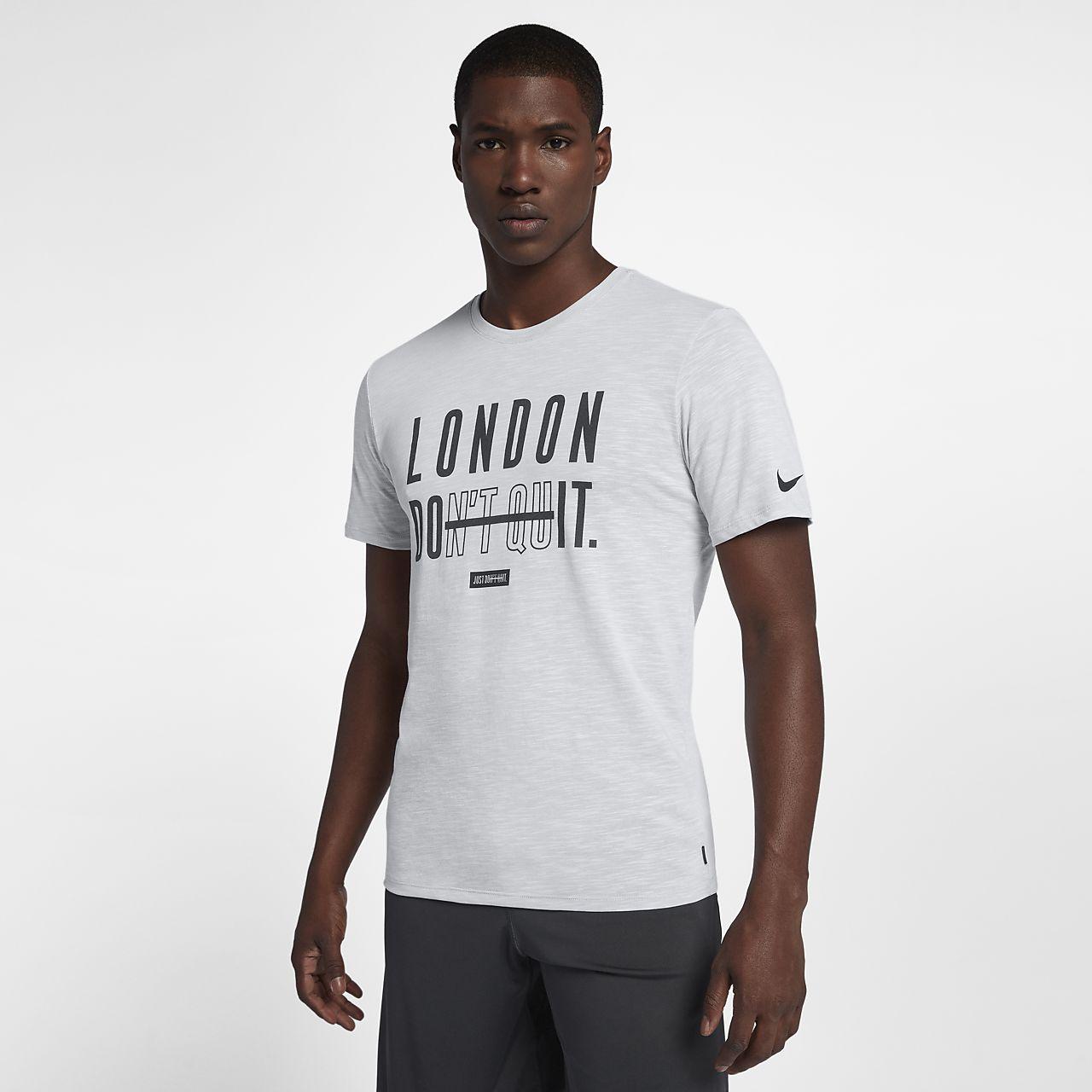 Nike Dri-FIT (London) Men's Training T-Shirt