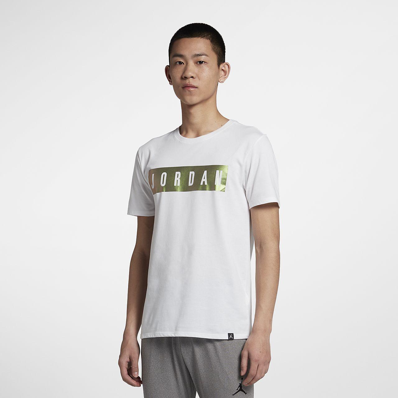 Jordan 男子训练T恤