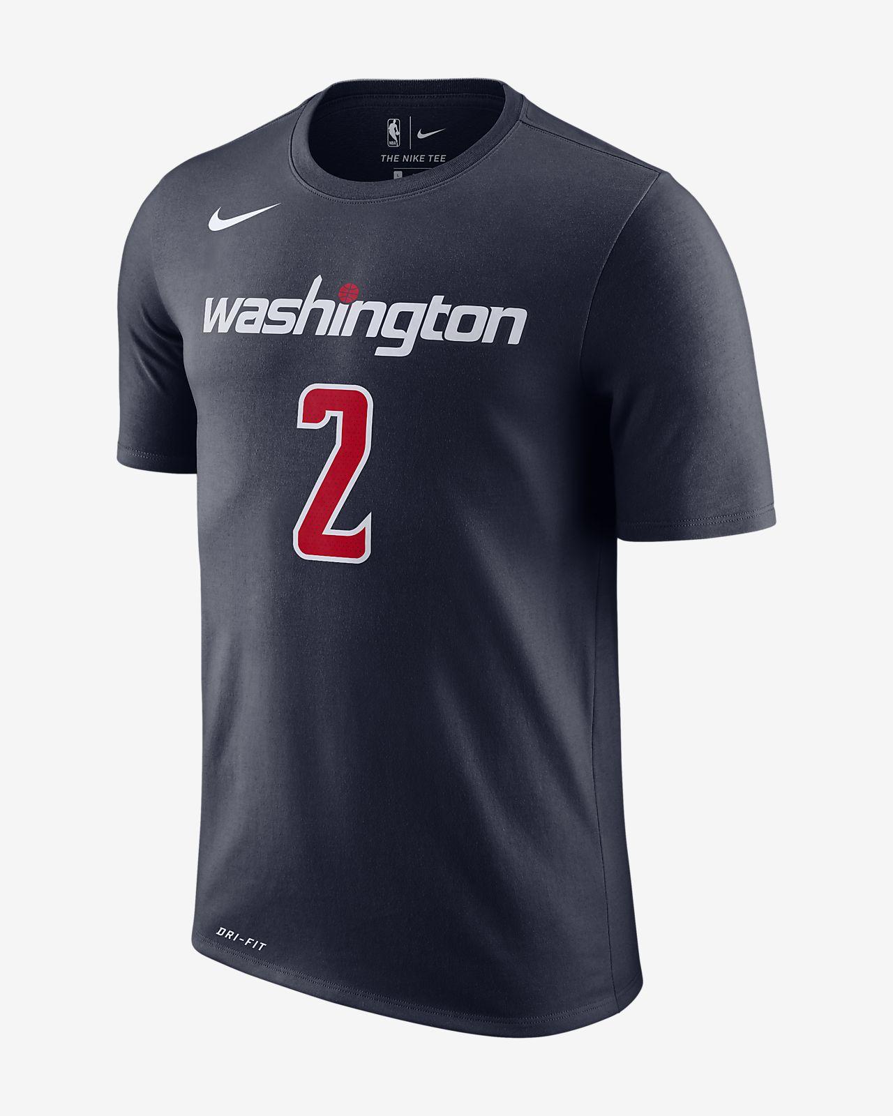 华盛顿奇才队 (John Wall) Nike Dry NBA 男子T恤