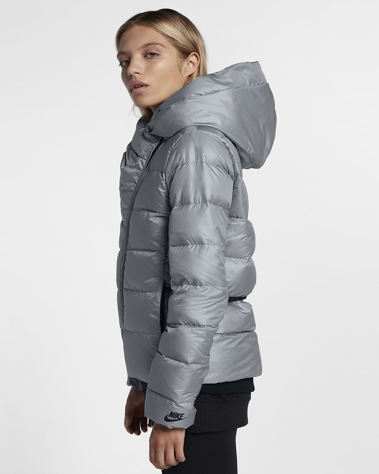 41d9328713 nike puffer jacket womens