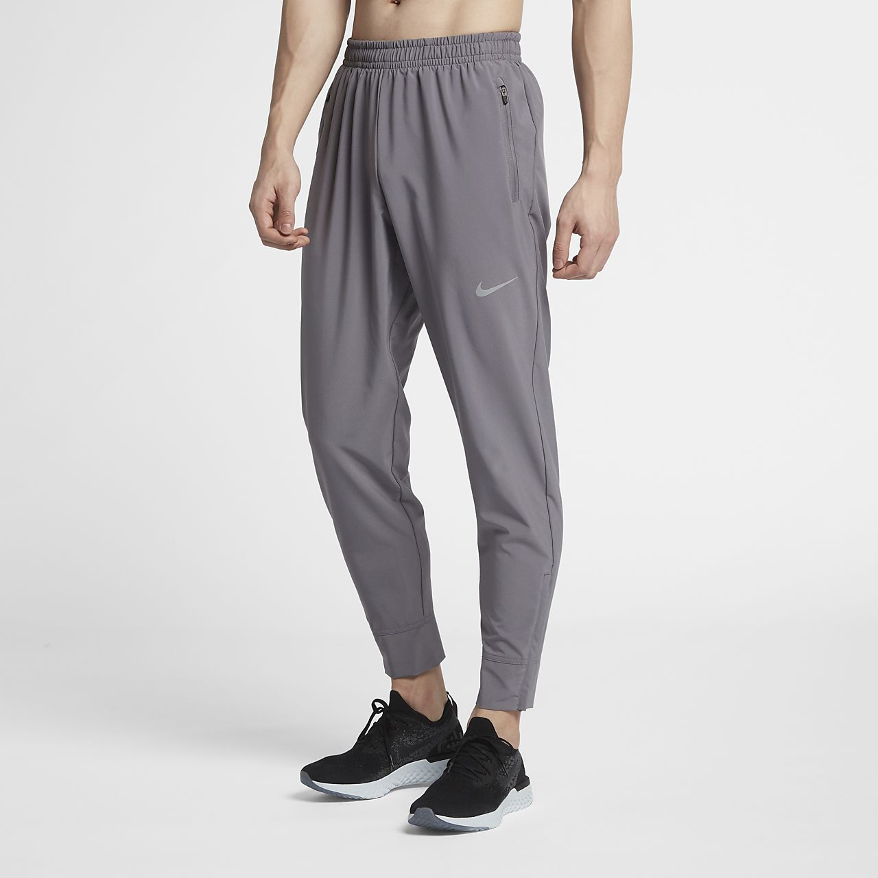 Nike Essential 男子梭织跑步长裤