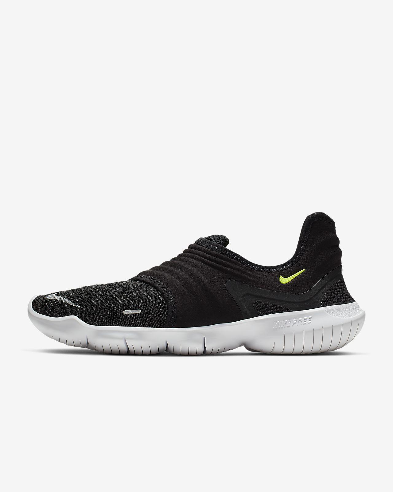 Nike Free 3.0 V3 Femme Chaussures Noir Blanc €50.99 | Nike