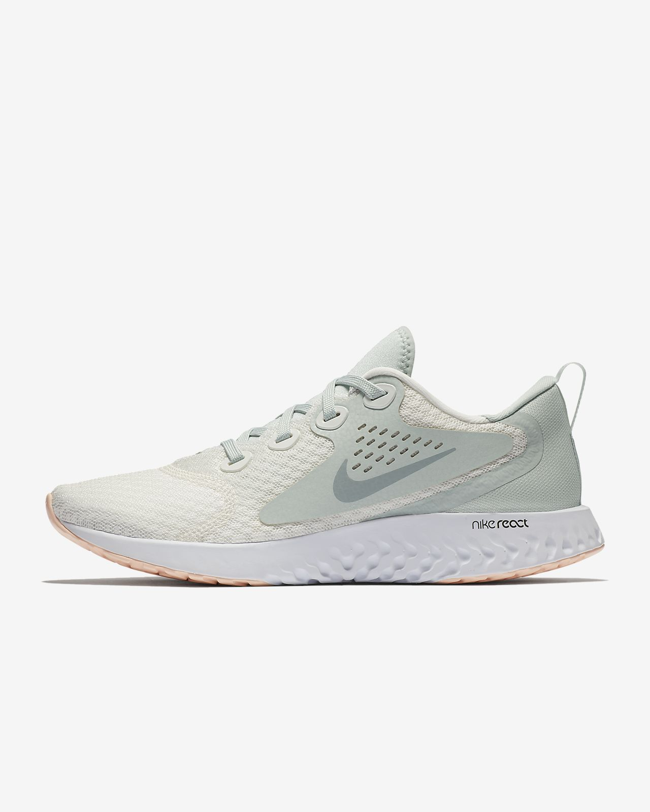 finest selection b5115 29776 Women s Running Shoe. Nike Legend React