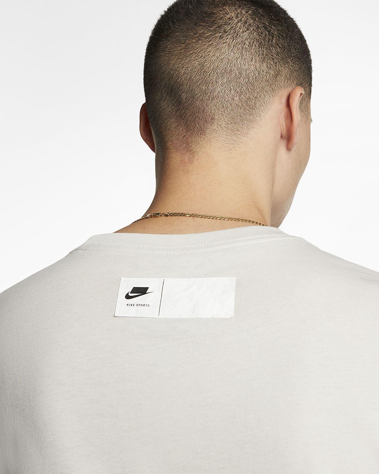 Nike Sportswear NSW Langarm T Shirt für Herren