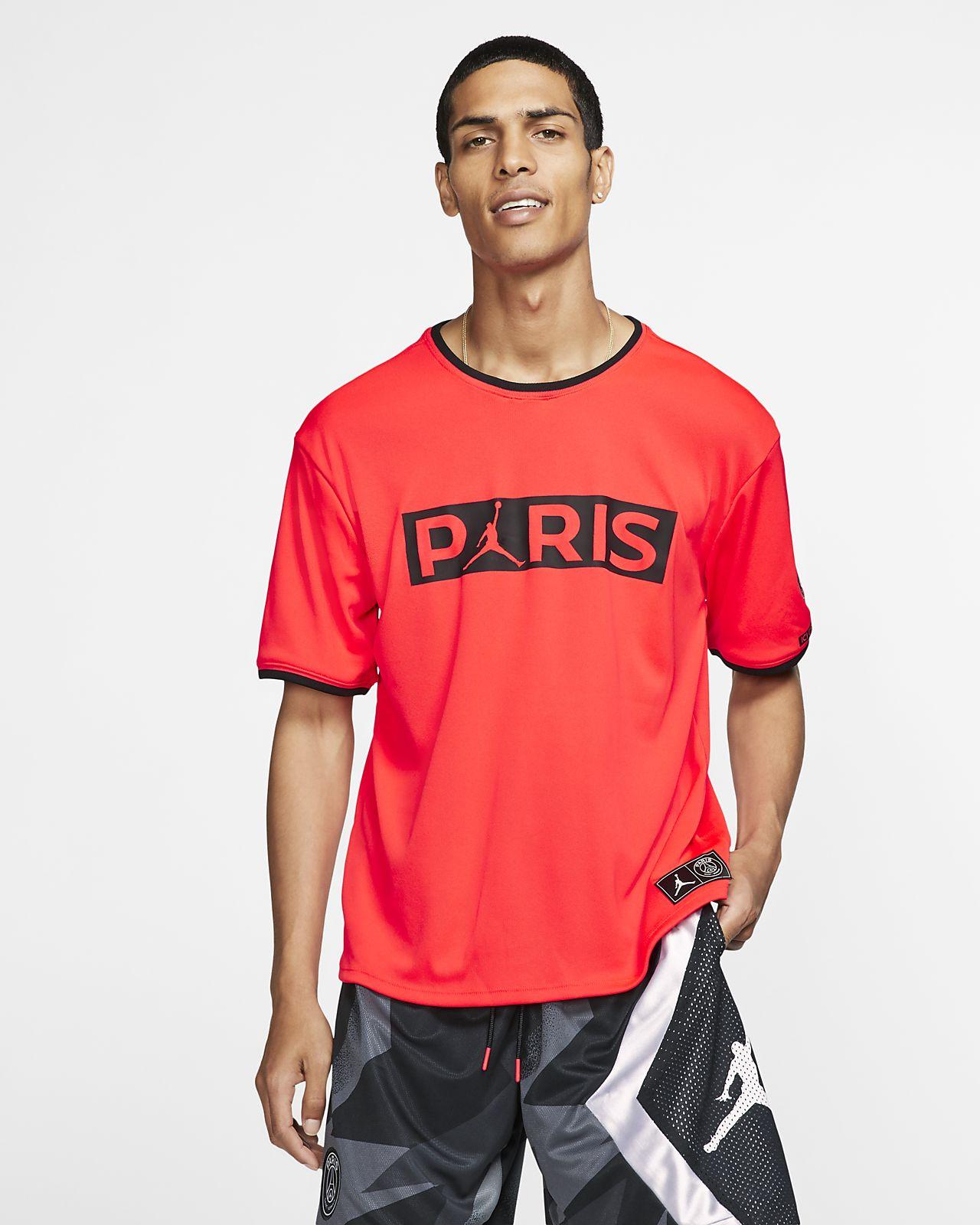 París Saint-Germain Camiseta de fútbol de manga corta de réplica - Hombre