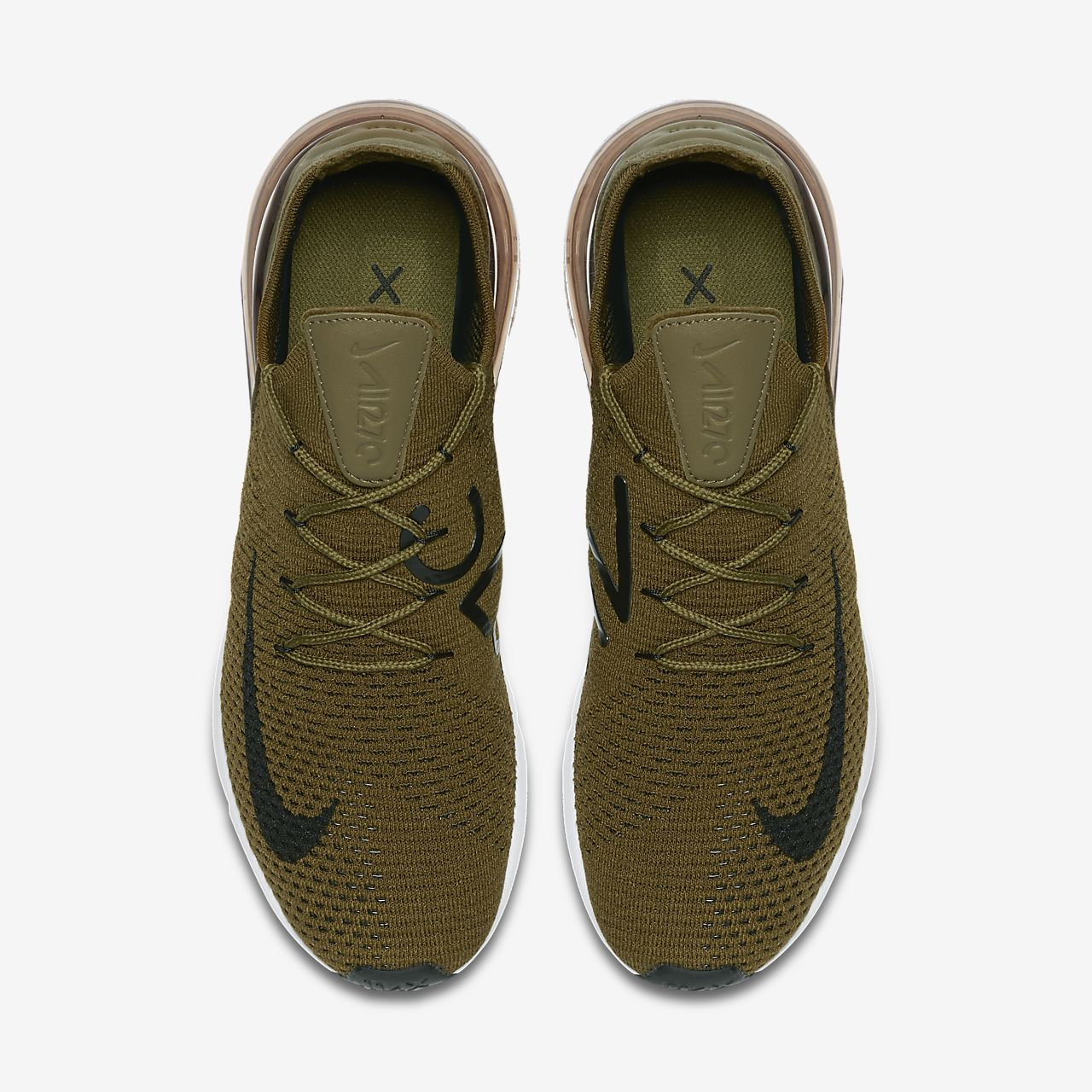 ... Nike Air Max 270 Flyknit Men's Shoe