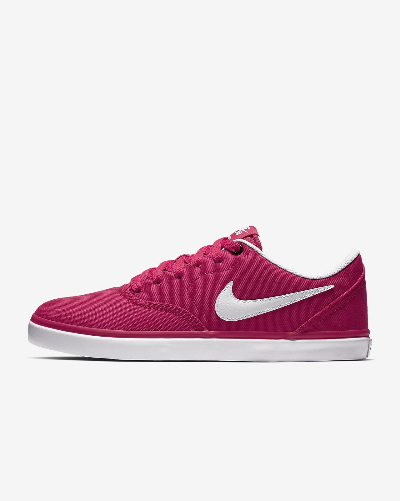 big sale 59e39 97cbe ... Chaussure de skateboard Nike SB Check Solarsoft Canvas pour Femme