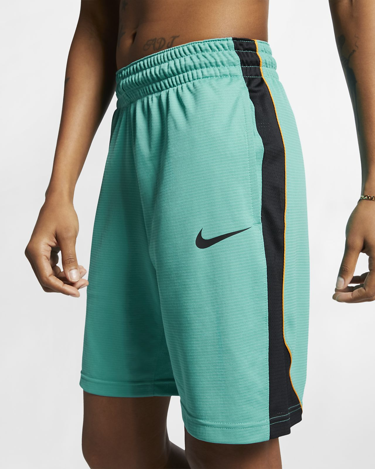 Nike Dry Essential Pantalón corto de baloncesto de 25,5 cm - Mujer