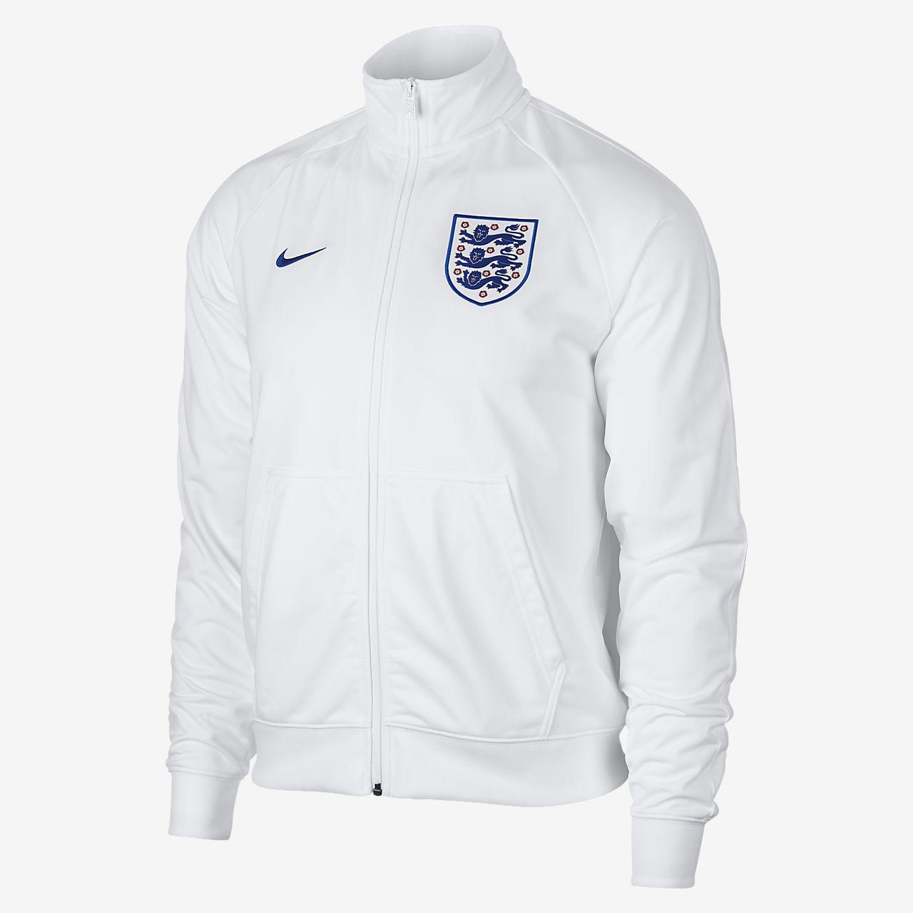 England Men's Track Jacket