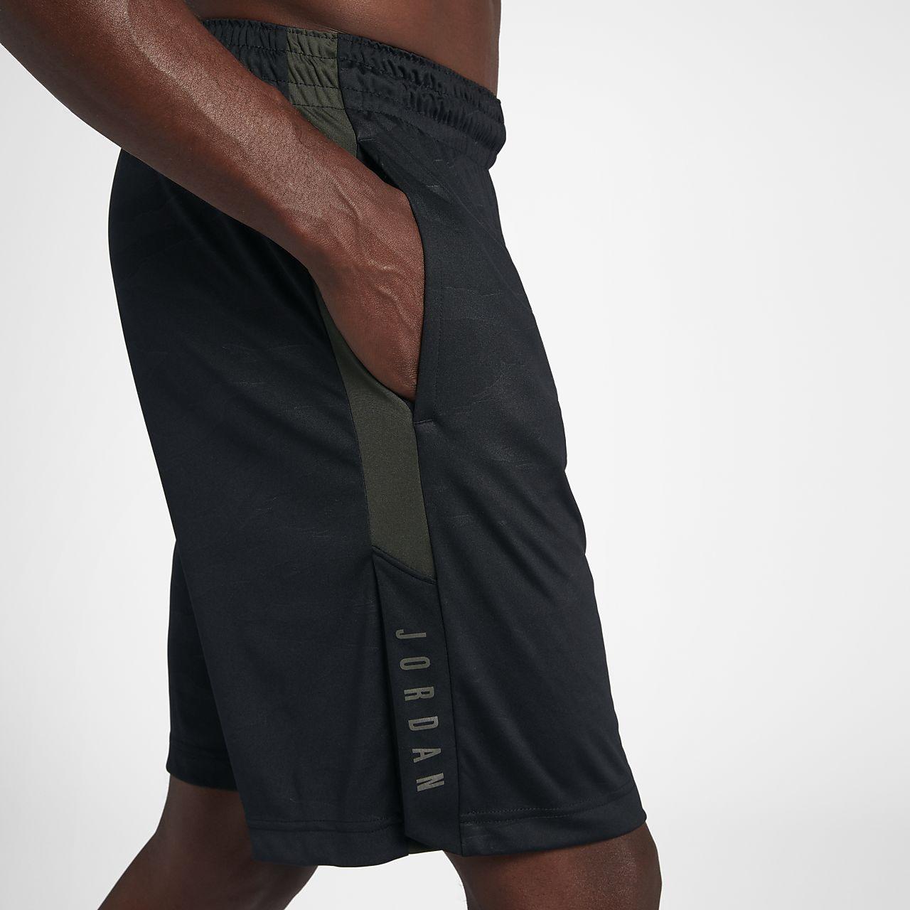 ca6f59dab66 Jordan Dri-FIT 23 Alpha Men's Knit Printed Training Shorts. Nike.com IN