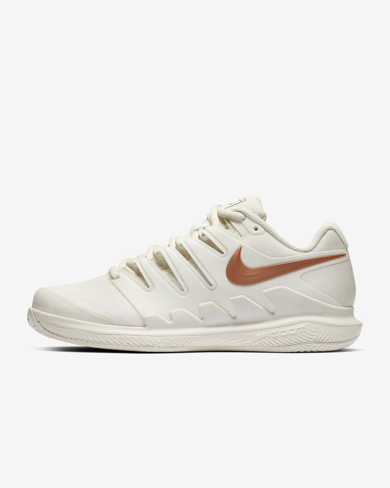 NikeCourt Air Zoom Vapor X Tennisschoen voor dames (gravel)
