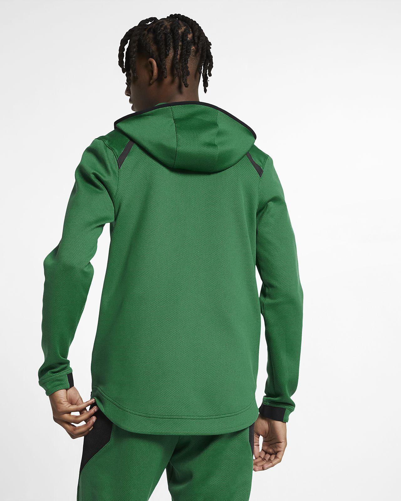 95ee74d02339 Boston Celtics Nike Therma Flex Showtime Men s NBA Hoodie. Nike.com