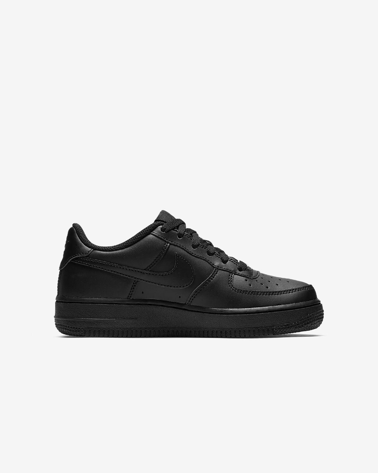 093e20468b0 Nike Air Force 1 Kinderschoen. Nike.com BE