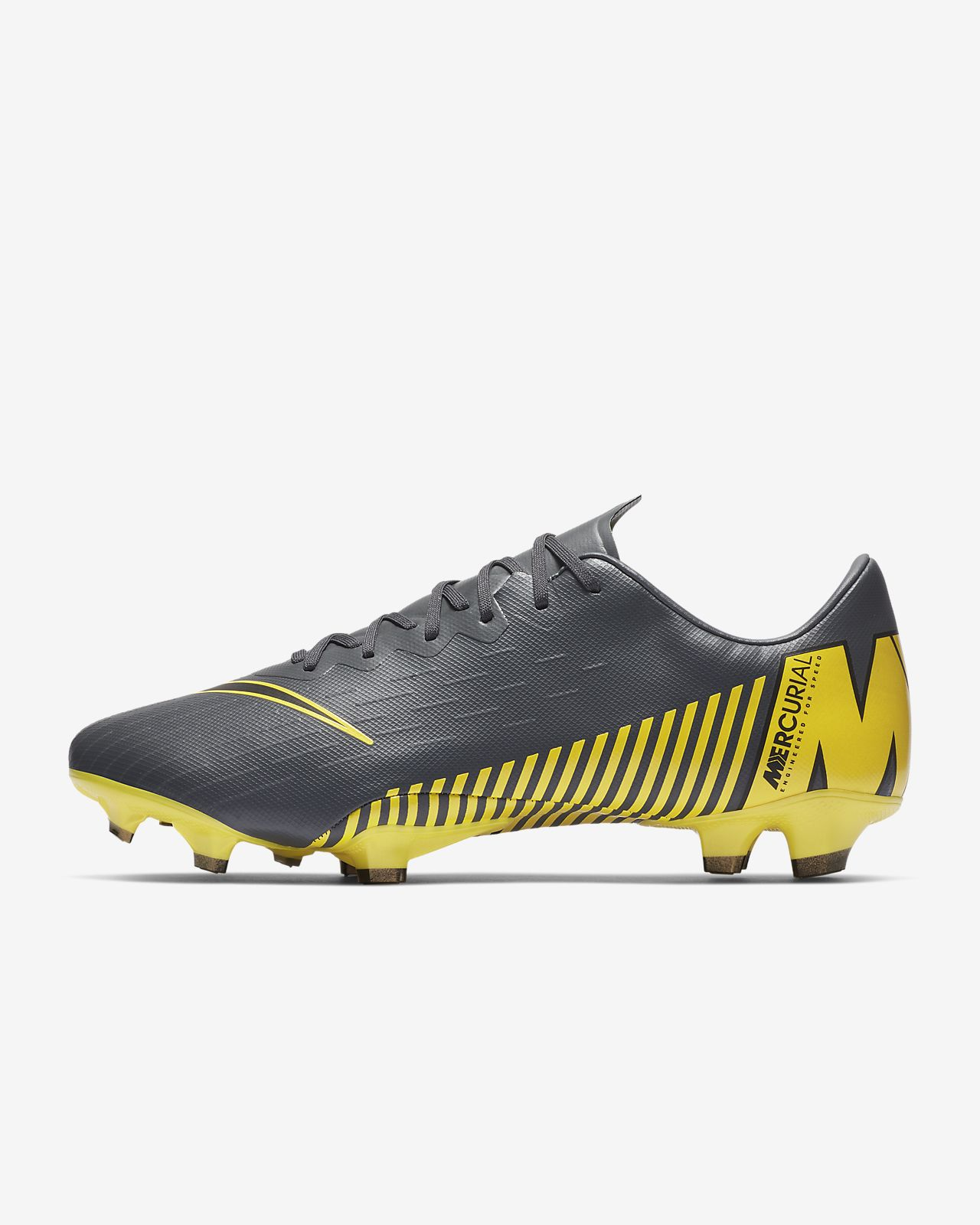 newest 01627 01bb8 Nike Vapor 12 Pro FG Game Over Botas de fútbol para terreno firme
