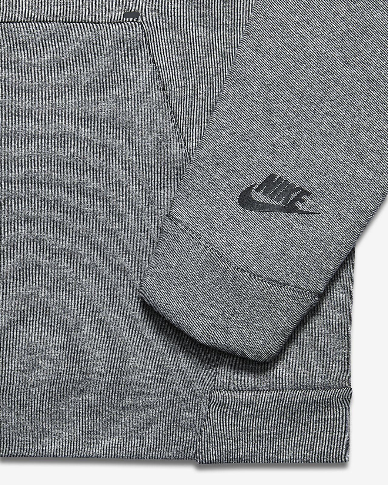 Nike Sportswear Tech Fleece Crew Men's Sweatshirt