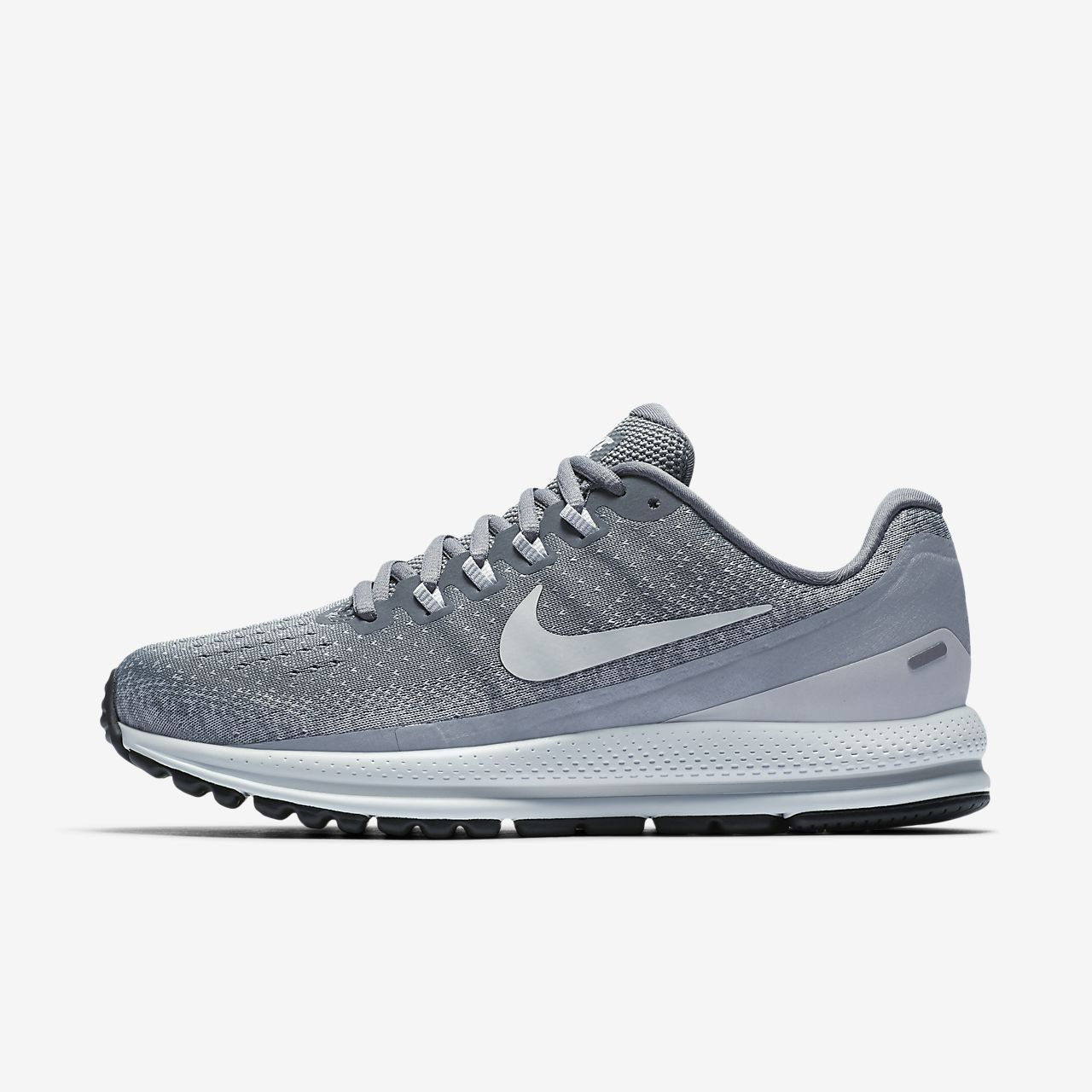 Nike Performance WMNS AIR ZOOM VOMERO 13 - Neutral running shoes - cool grey/pure platinum/wolf grey/white Yj6gV6pD8