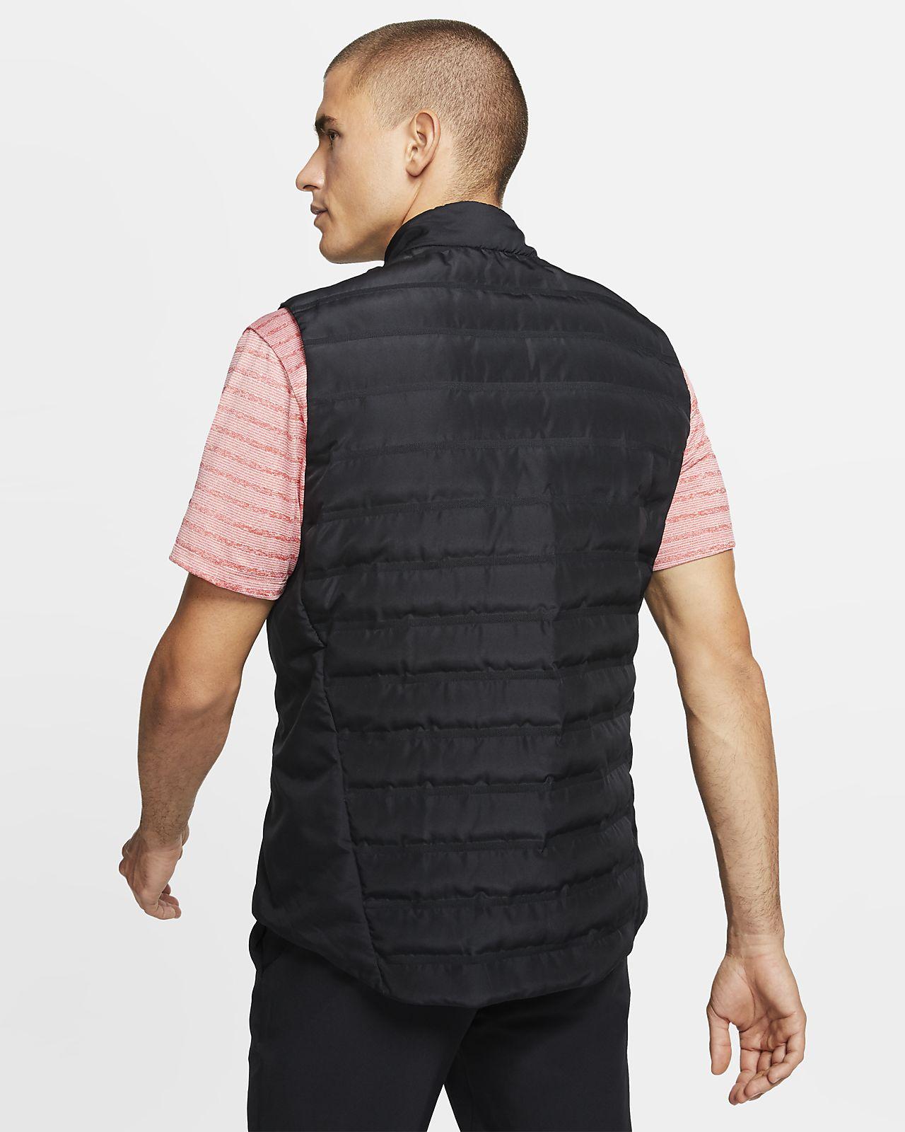 pick up online shop reasonable price Veste de golf sans manches Nike AeroLoft pour Homme