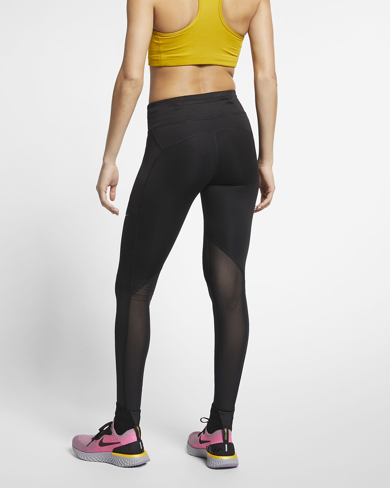 8fd06a07f32934 Nike Fast Women's Running Tights. Nike.com