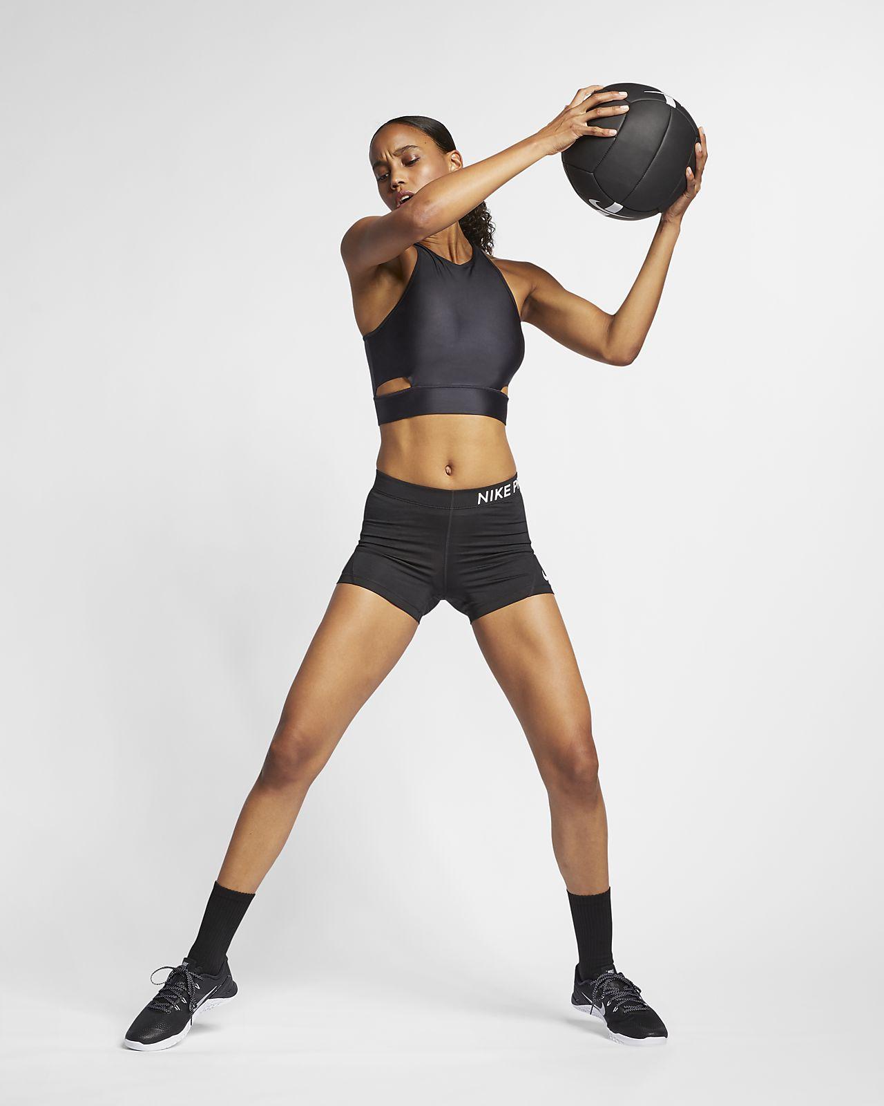 56e2fff4f65eba Nike Trainings-Kurz-Tanktop für Damen. Nike.com AT