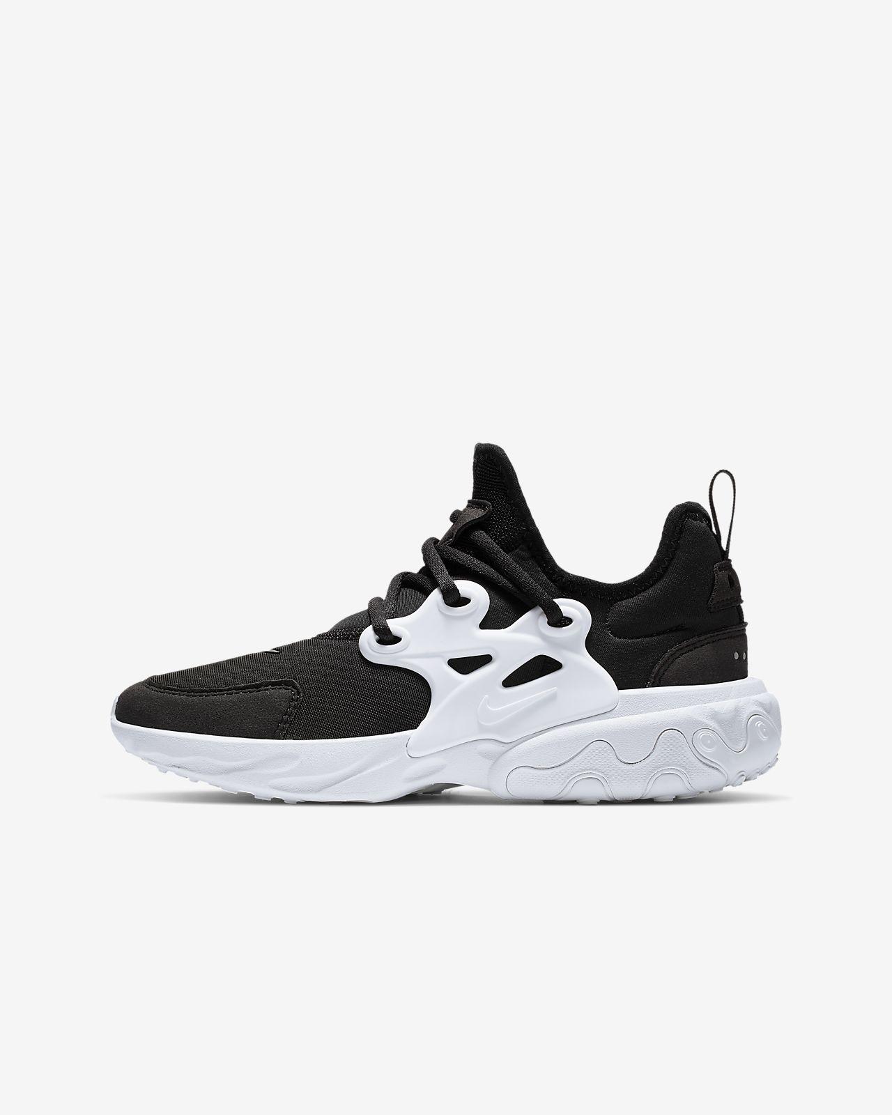 first rate attractive price top quality Bota Nike React Presto pro větší děti
