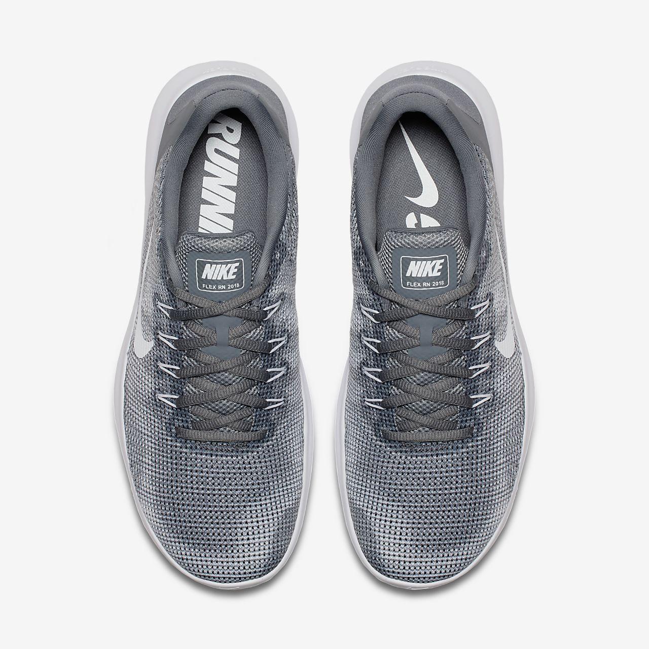 última selección de 2019 en pies imágenes de despeje Nike Flex 2018 RN Men's Running Shoe. Nike LU