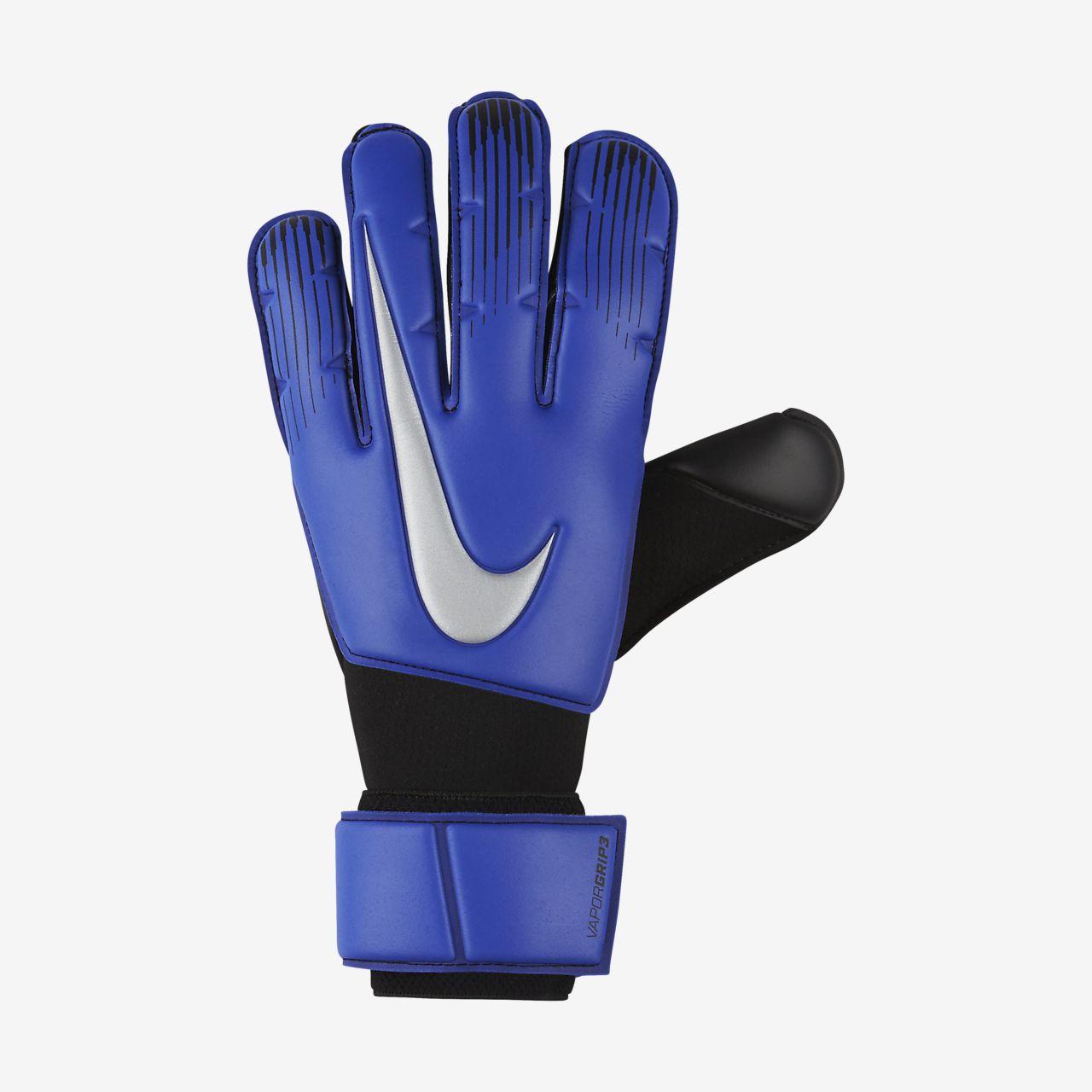 Nike Goalkeeper Vapor Grip3 Football Gloves. Nike.com IE 11fa389cbb