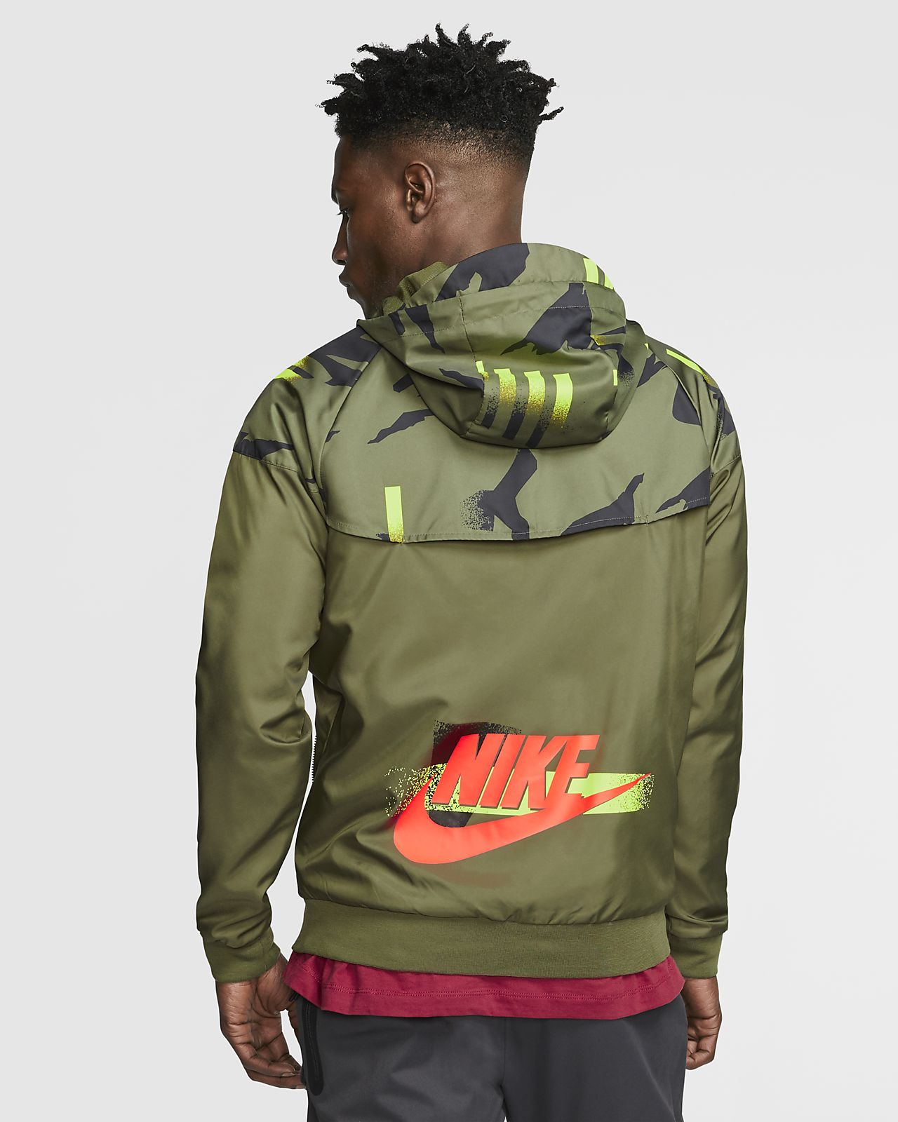 8cbdd8a3b50 Nike Sportswear Windrunner-jakke til mænd. Nike.com DK