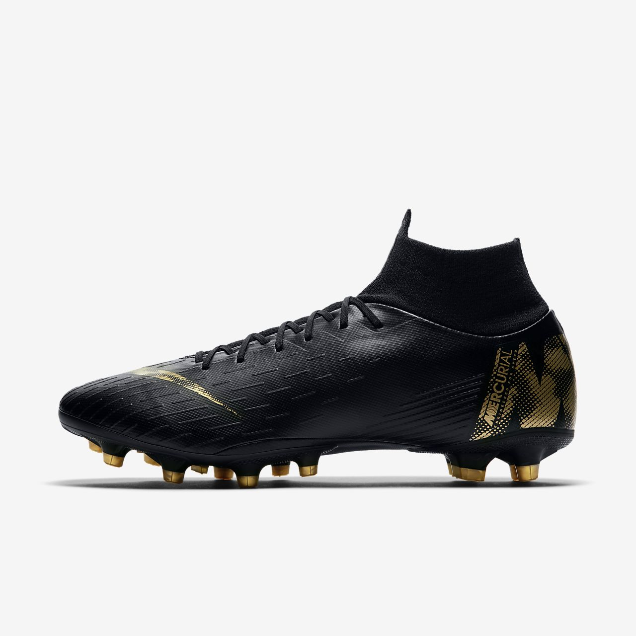 detailed look b3f2b 49209 ... Chaussure de football à crampons pour terrain synthétique Nike  Mercurial Superfly VI Pro AG-PRO