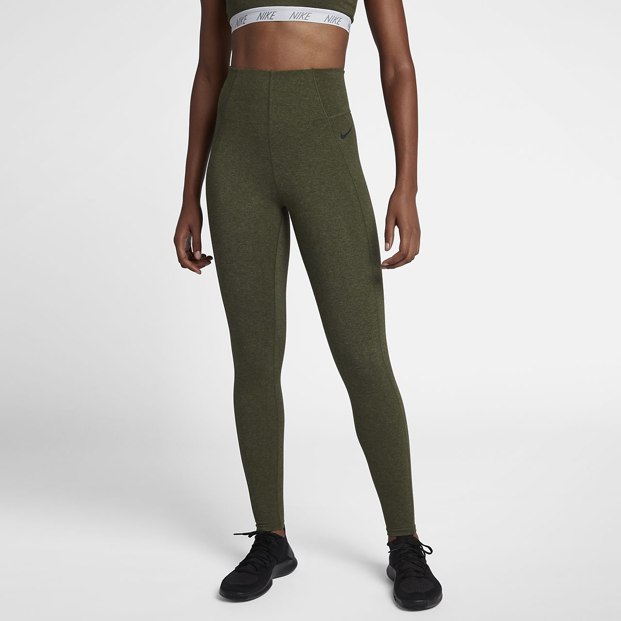 Nike Power Studio Women s High-Rise Training Tights. Nike.com 68474e735d10