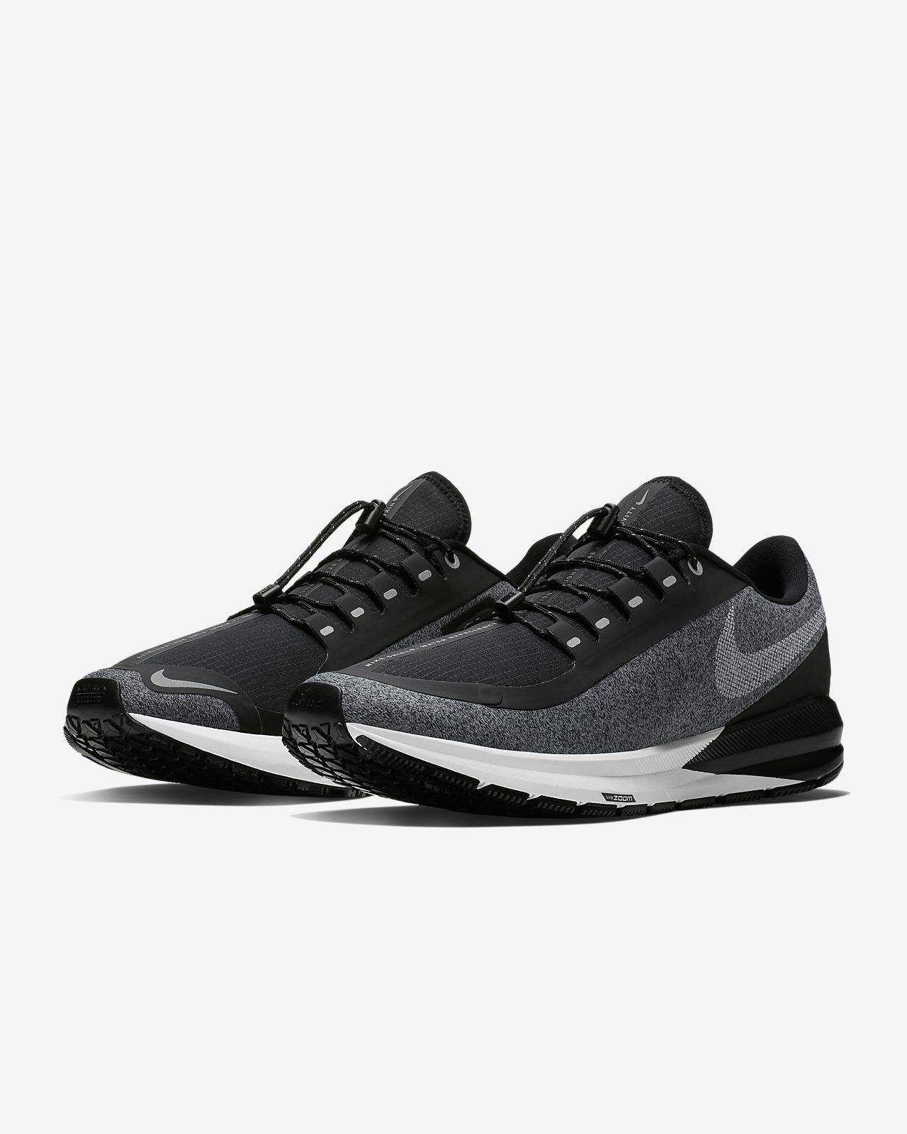 c4c802d1984b0 Nike Air Zoom Structure 22 Shield Water-Repellent Men s Running Shoe ...