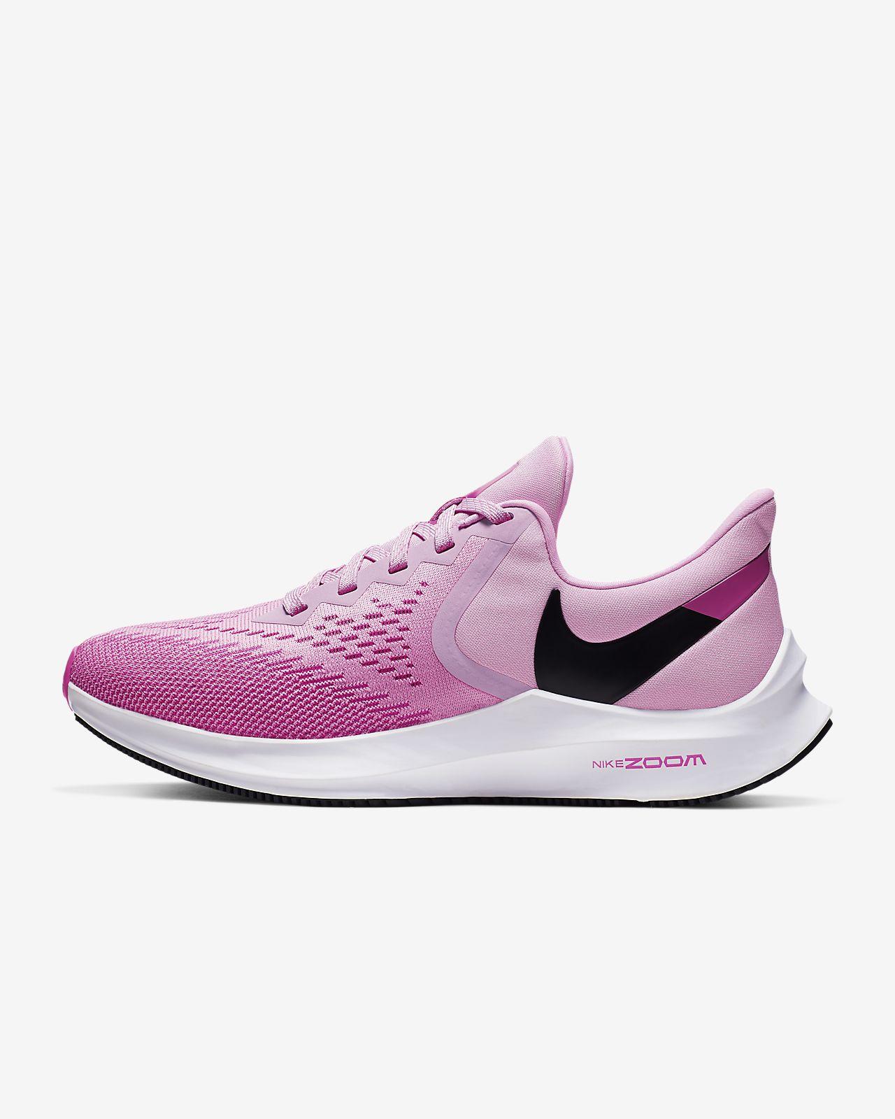 Nike Air Zoom Winflo 6 (Wide) Women's Running Shoe