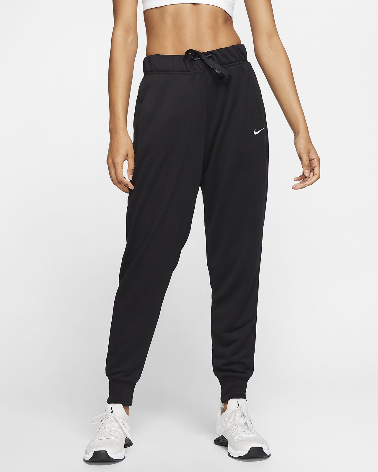 Nike Dri-FIT Get Fit Fleece-Trainingshose für Damen