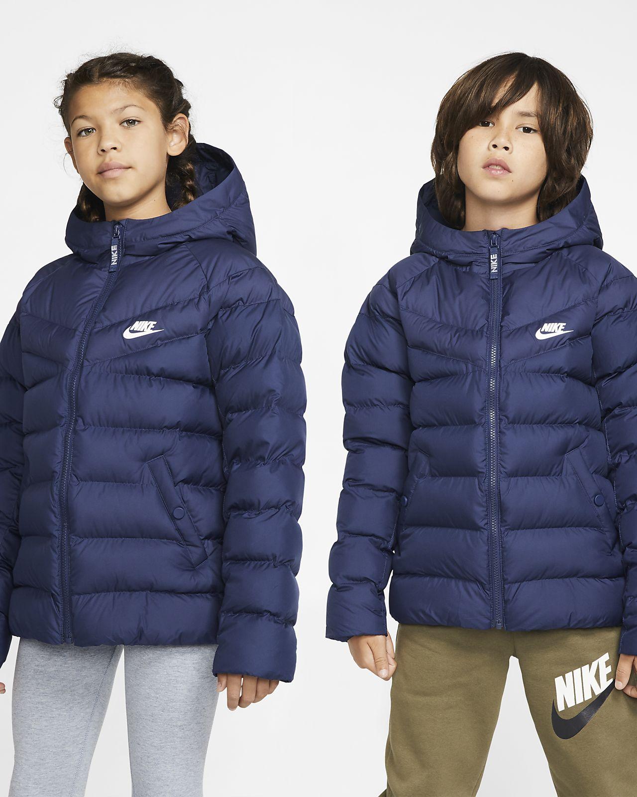Τζάκετ με συνθετικό γέμισμα Nike Sportswear για μεγάλα παιδιά