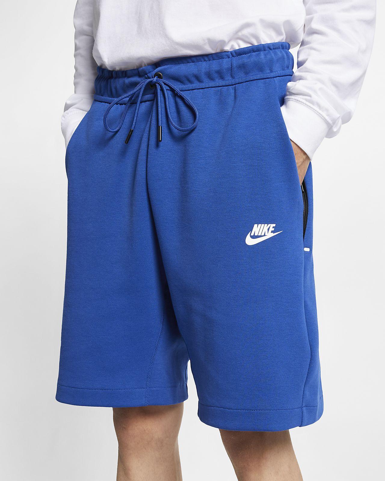 Short en tissu Fleece Nike Sportswear Tech Fleece pour Homme