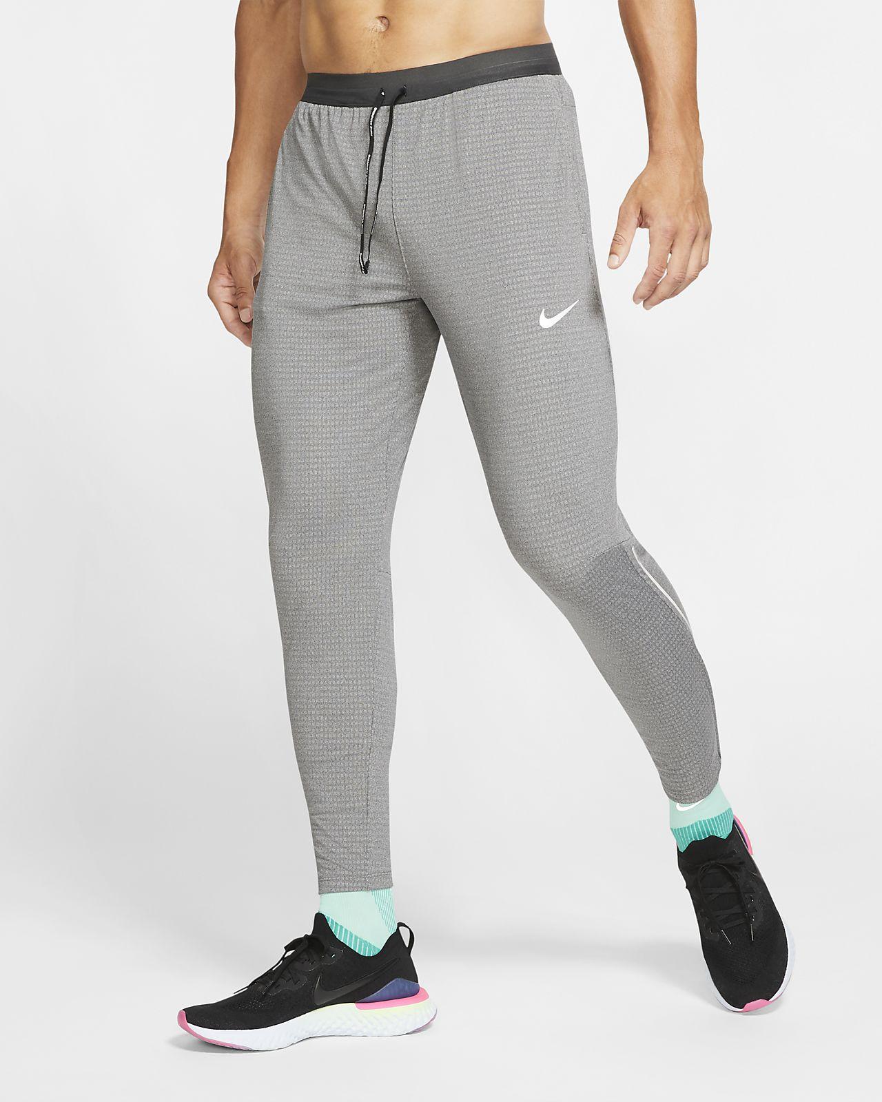 Vävda löparbyxor Nike Phenom för män