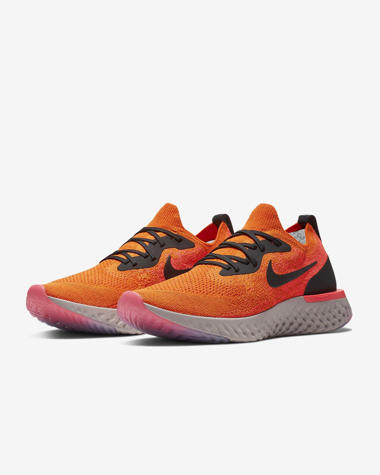 new concept 48a1e efed8 ... Nike Epic React Flyknit 1 Men s Running Shoe