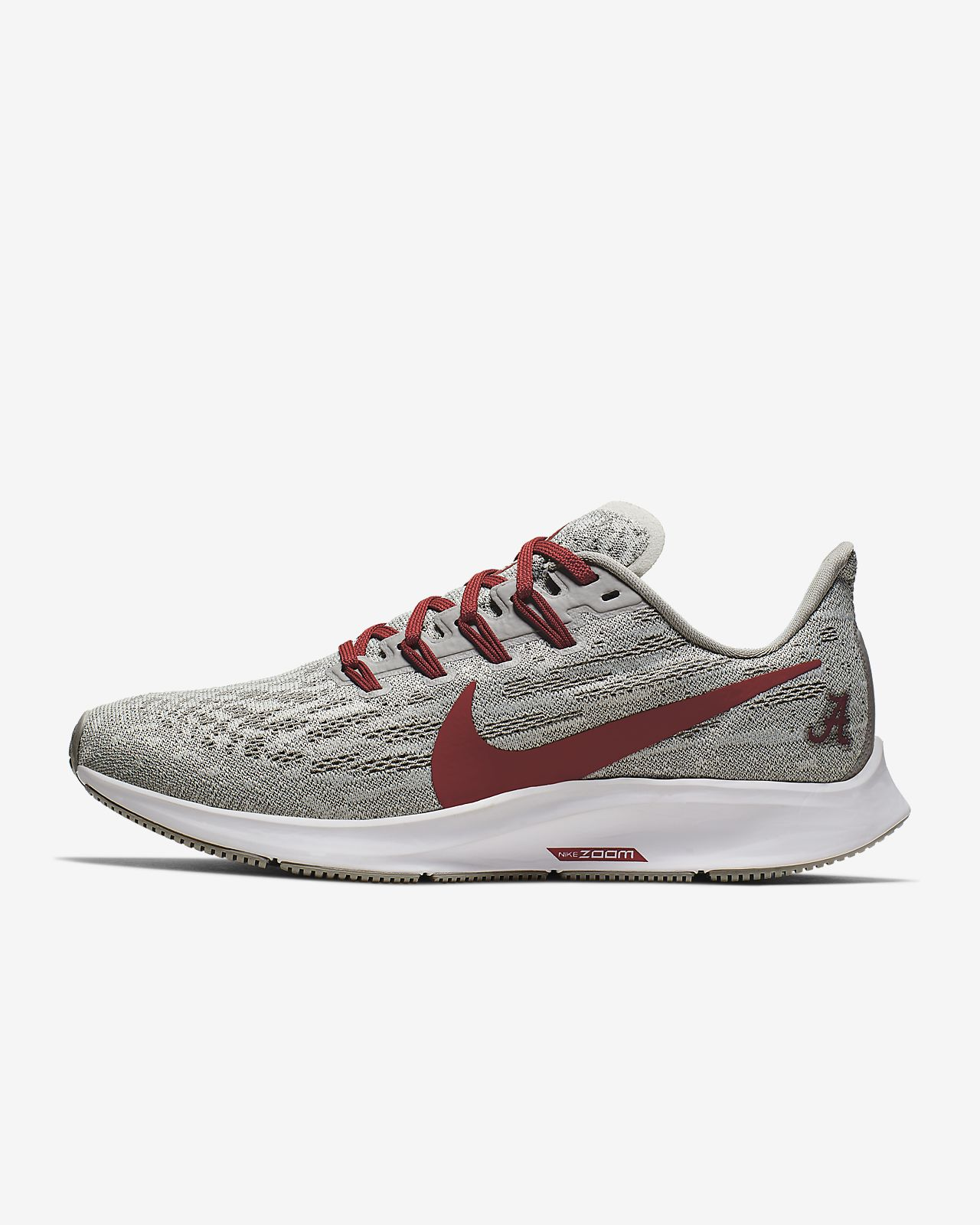 Nike Air Zoom Pegasus 36 (Alabama) Women's Running Shoe