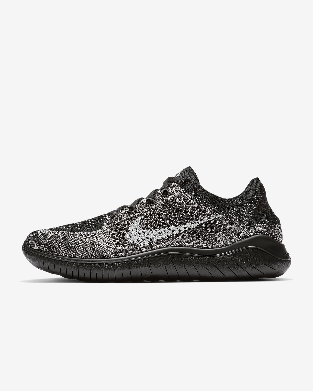 nike free run 5.0 dames zwart
