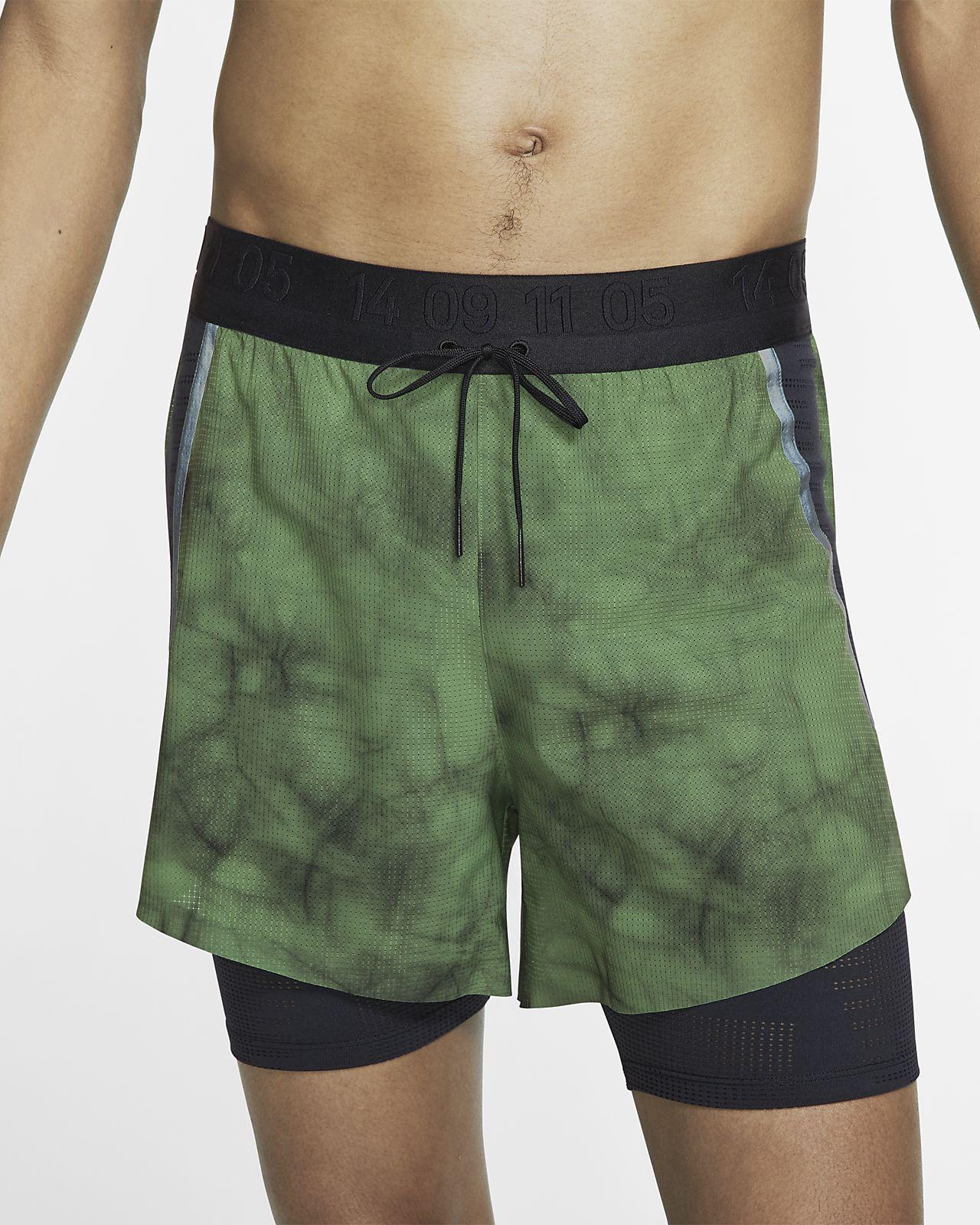 Short de running 2-en-1 Nike Tech Pack pour Homme