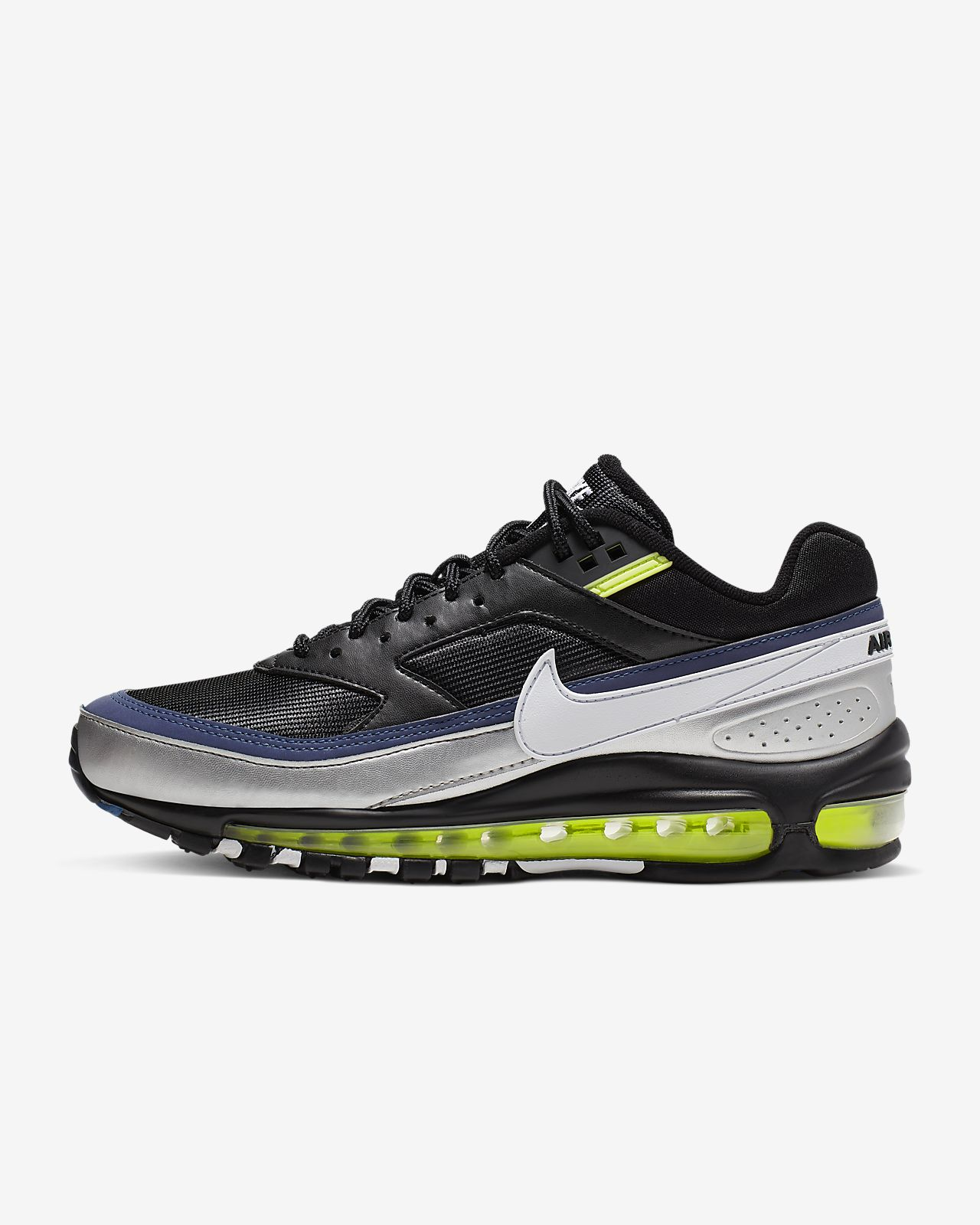 best sneakers ee21a 45d8a ... Chaussure Nike Air Max 97 BW pour Homme
