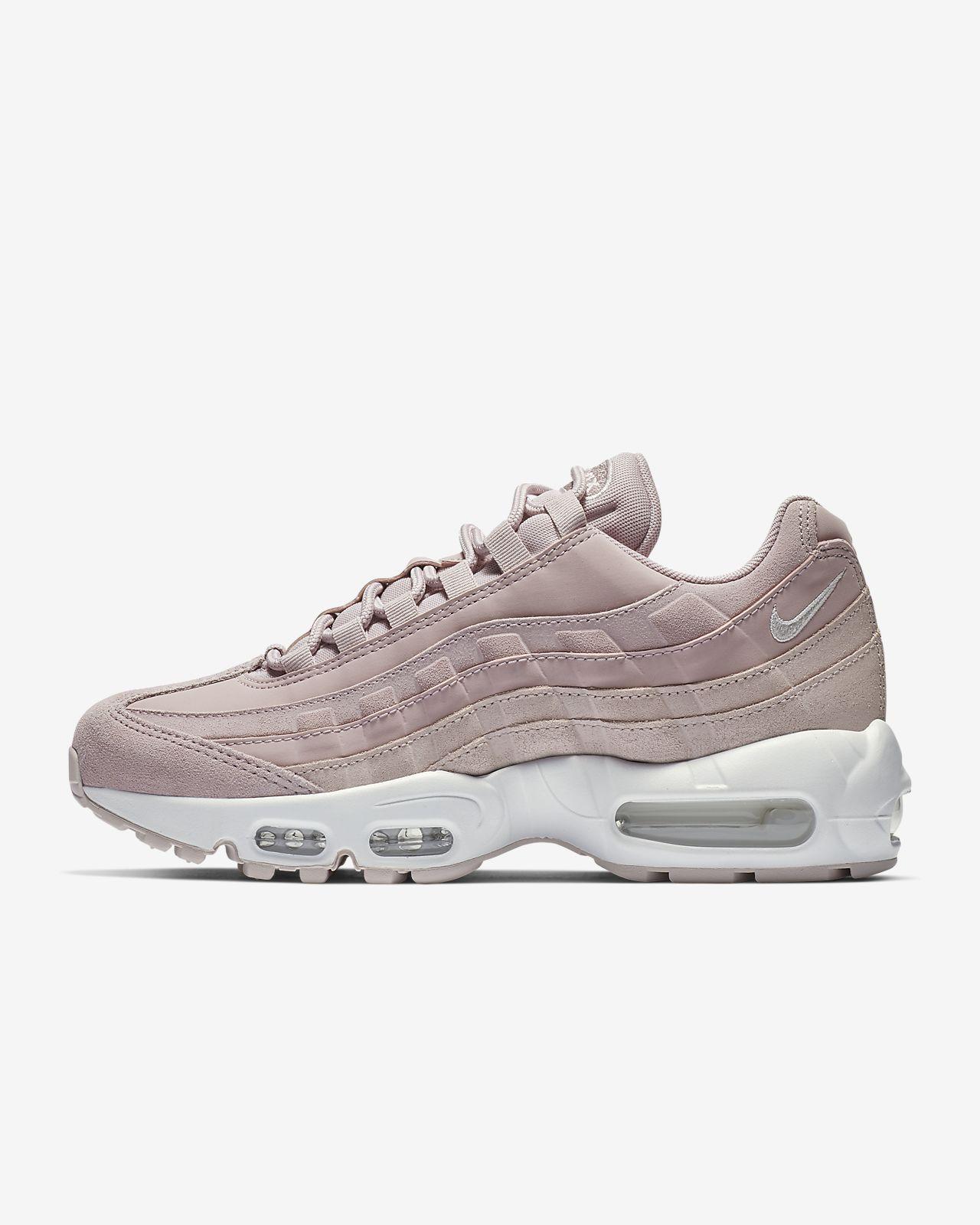 online retailer 45384 44f12 ... Chaussure Nike Air Max 95 Premium pour Femme